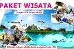 loket paket wisata domestik internasional
